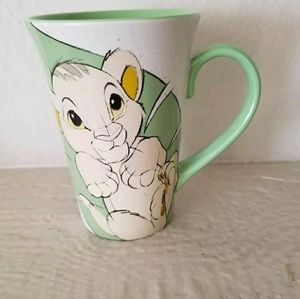 Disney Coffee Cup Mug The Lion king-Simba
